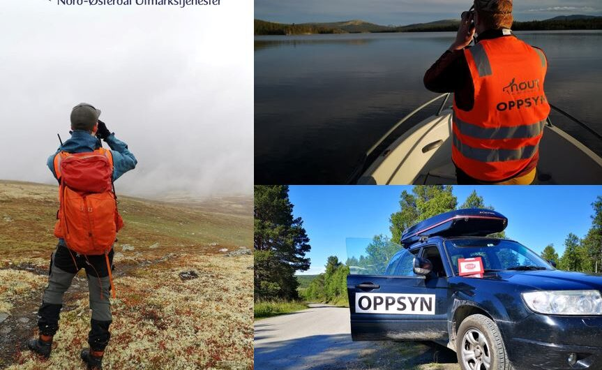 Nord-Østerdal Utmarkstjenester søker oppsyn/tilsyn – deltid